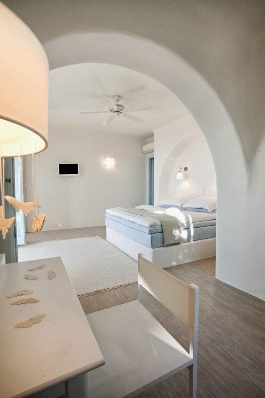 hotel de lujo en Paros