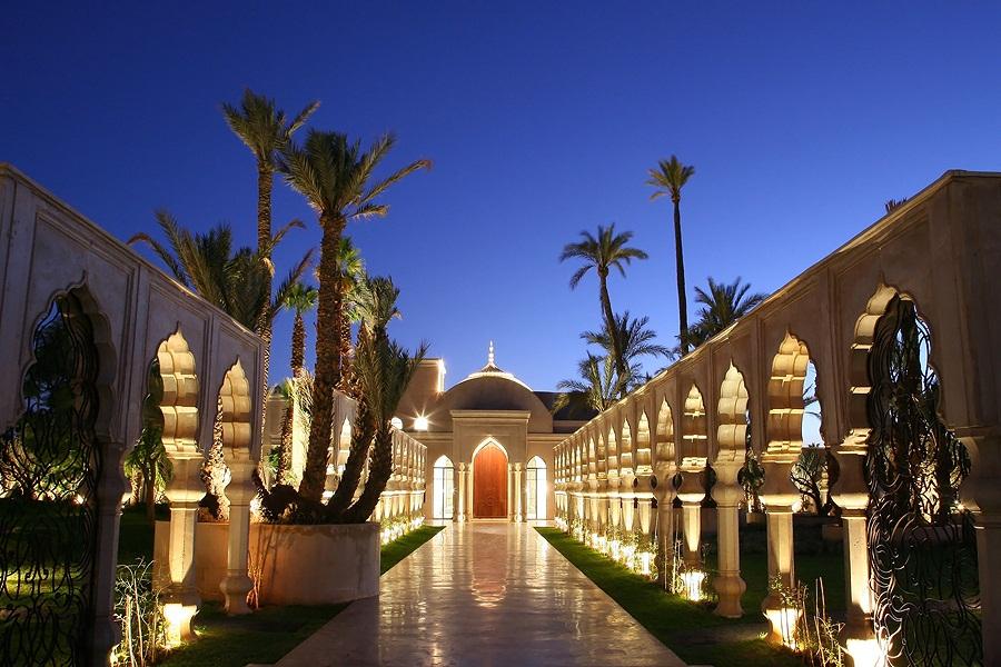 Palais Namaskar Hotel (Marrakech, Maroc) : voir 1avis et 6photos