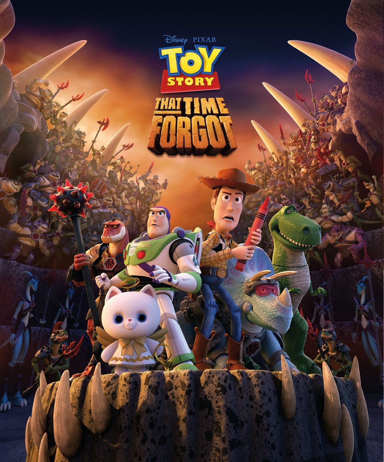 Toy Story That Time Forgot (2014) :