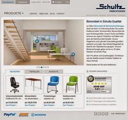 Schultz Büromöbel & Betriebseinrichtungen