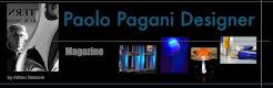 Paolo Pagani Designer Magazine