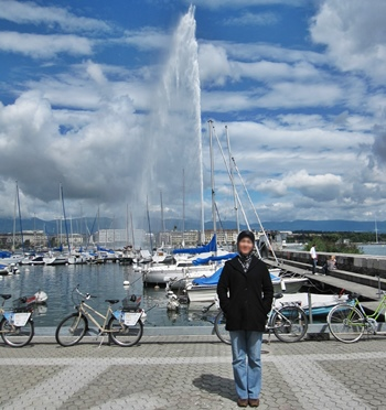 Geneva, Switzerland - 2011