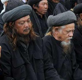 Jamaah Naqsabandiyah Padang Rayakan Idul Fitri Hari Ini