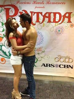 Precious Hearts Romances: Pintada (PHR Pintada) Martin del Rosario and Denise Laurel