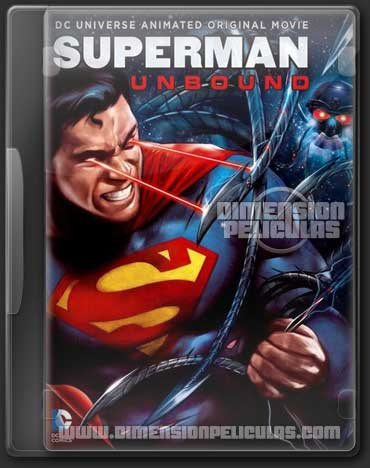 Superman Unbound (BRRip HD Inglés Subtitulada) (2013)