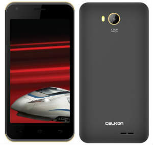 Celkon launches Millennia 2GB Xpress dual SIM smartphone for Rs. 6222