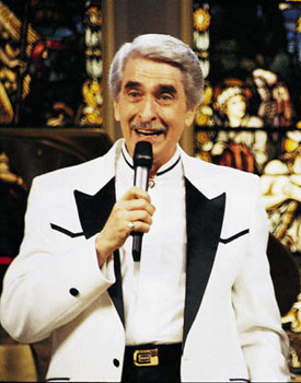 Paul Crouch is the gay caballero of religious TV.