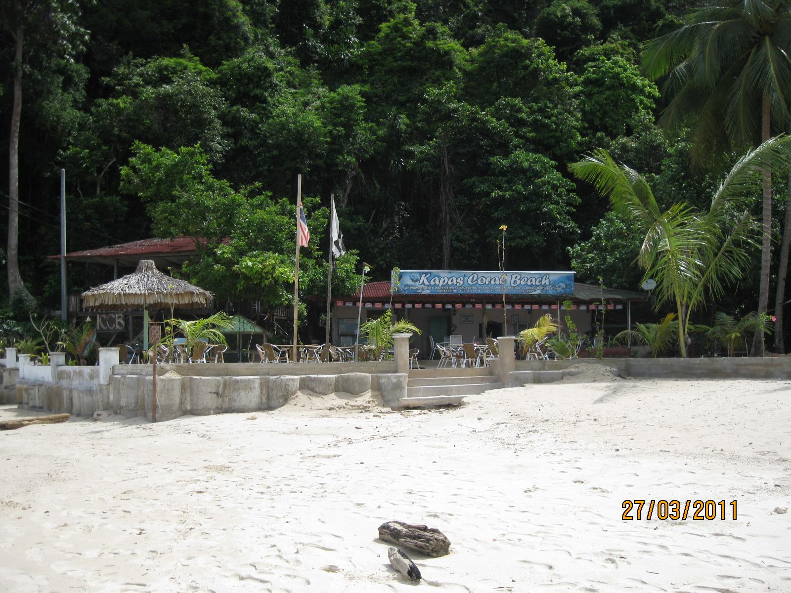 how to get to pulau kapas from kuala lumpur