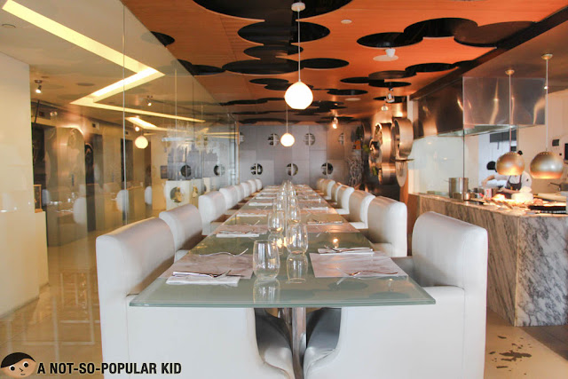Vask Tapas Room in BGC, Taguig