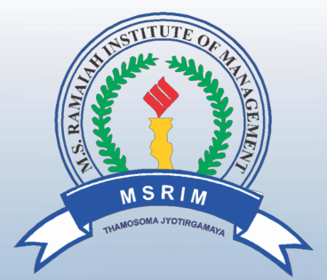 MS Ramaiah Institute of Management, Bangalore
