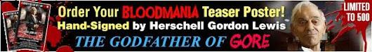 BLOODMANIA - HERSHELL GORDON LEWIS