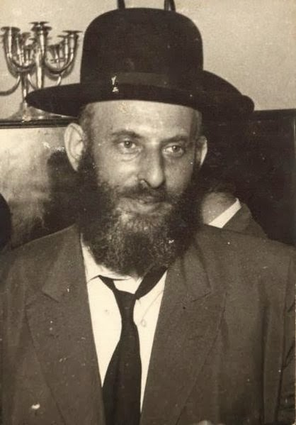 Rabbi Eliyahu Eliezer Mishkovsky