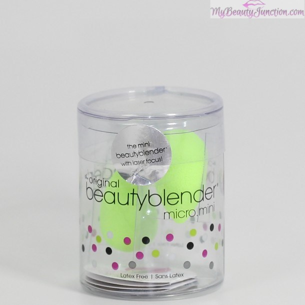 Beautyblender Micro.Mini sponges review