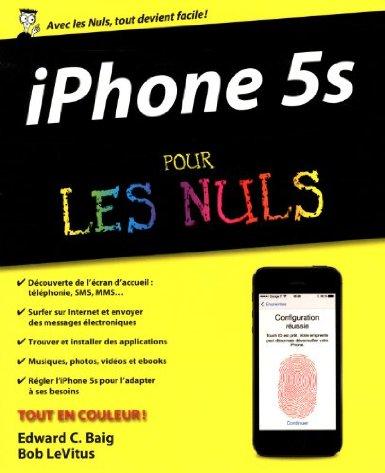 iPhone 5S pour les nuls