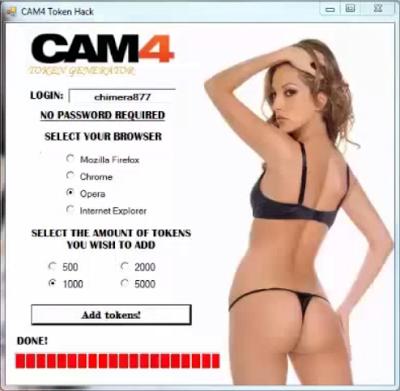 cam4 hack