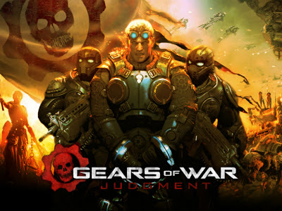 Portada del juego de Xbox 360 Gears of War Judgement