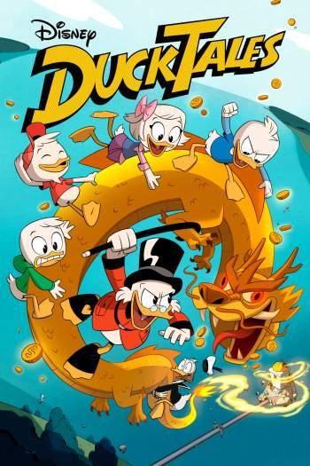 DuckTales: Os Caçadores de Aventuras 1ª Temporada Torrent - WEB-DL 1080p Dual Áudio