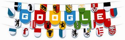 Doodle Suecia, 1 de agosto de 2013