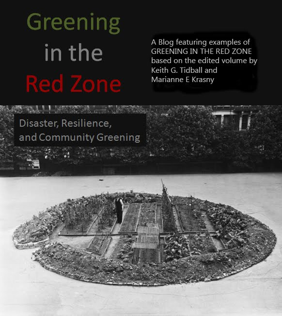 Greening in the Red Zone