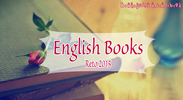 Reto 2015: Enlglish Books