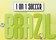 1 On 1 Soccer: Brazil