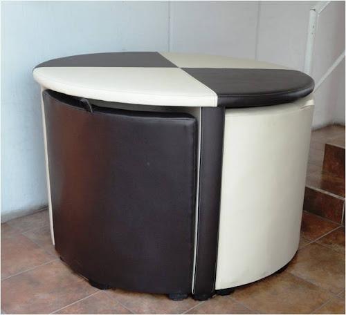 Muebles malee recamaras for Comedores de piel