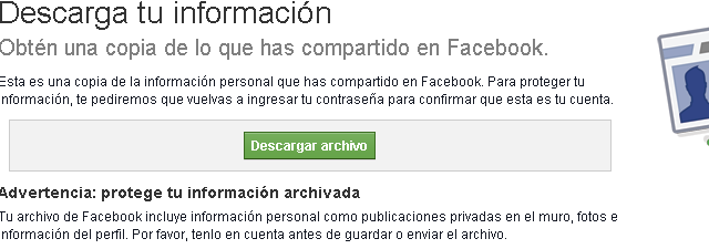 Es posible descargar y guardar todas las fotos subidas a la red Facebook