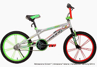 Sepeda BMX Pacific Cool Tech 2.0 FreeStyle 20 Inci