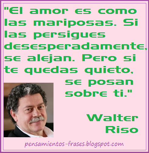 frases de Walter Riso