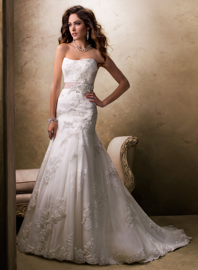 Maggie Sottero Ruby Collection My Dress Of The Week