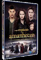 DVD de AMANHECER PARTE 2 (Simples)