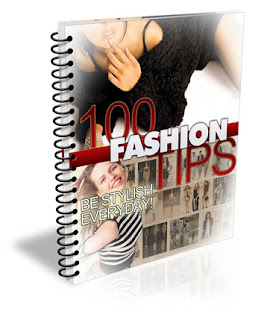 Just Read 100 Fashion Tips