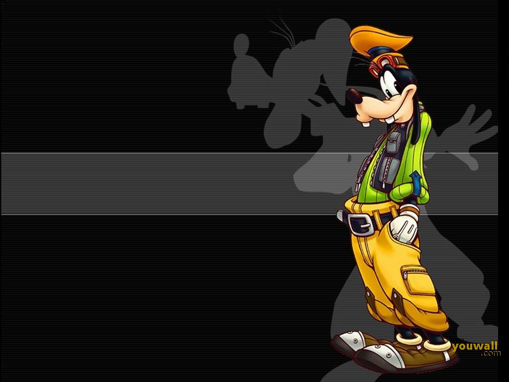 goofy wallpaper