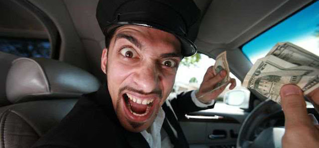 Как мошенничают таксисты в России и за границей?