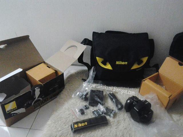 DSLR Nikon Hadiah Hari Bapa I Am Nikon