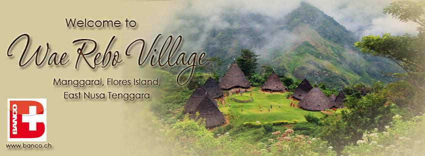 WAE REBO VILLAGE, MANGGARAI, FLORES ISLAND, EAST NUSA TENGGARA