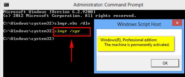 Aktiviasi windows9