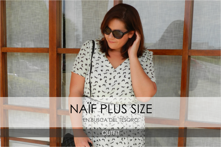 Naïf Plus Size · Outfit