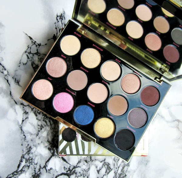 Gwen Stefani Urban Decay Shadow Palette