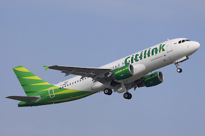 10 Last Days! - Citilink Flight Promo Discount up to 25%