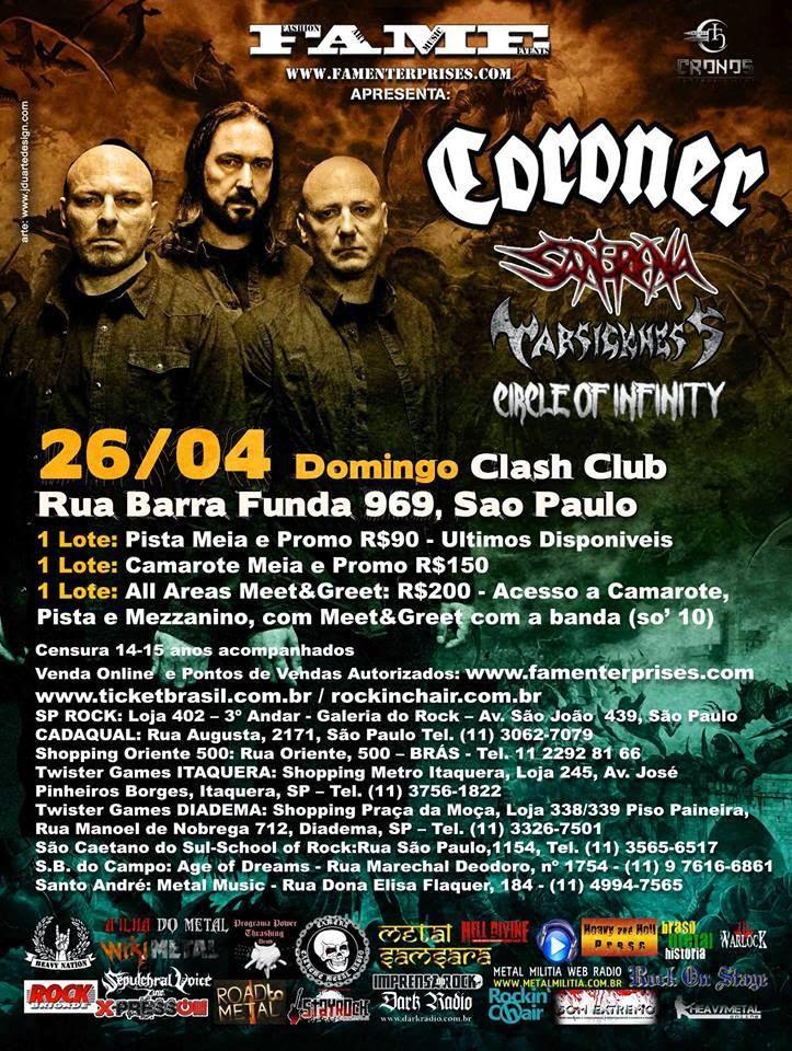 Coroner em São Paulo !!!