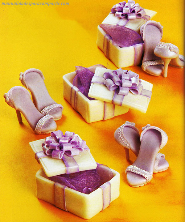 Manualidades para compartir octubre 2014 for Manualidades souvenirs navidenos