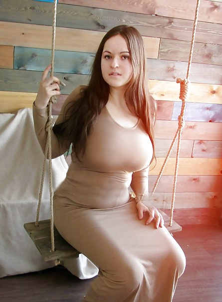 big nipples.
