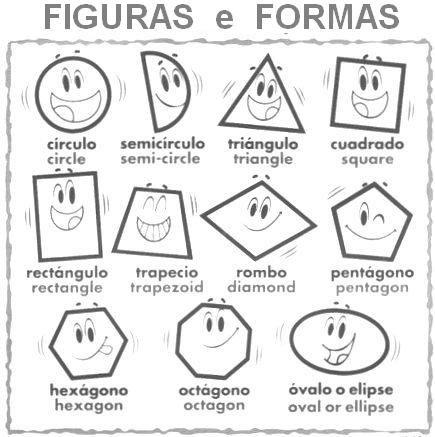 Fotos e nomes de todas as figuras geometricas 20