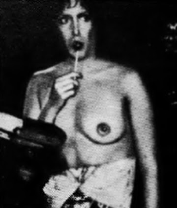 Grace slick nude image