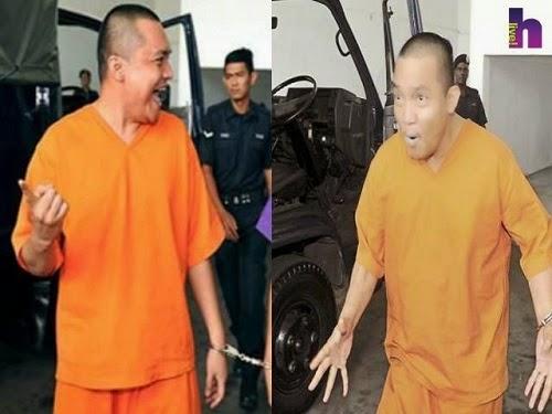 Berdepan Hukuman Gantung Benjy Masih Boleh Ketawa Bergurau
