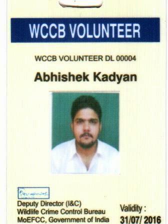 WCCB Volunteer