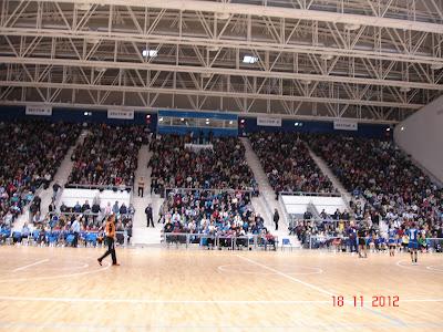 Sala Polivalenta din Craiova