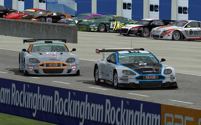 rfactor mod FIA GT3 Apex modding