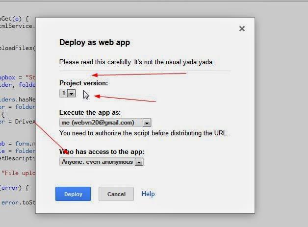 Cho phép người khác upload file lên thư mục trên google drive của bạn Upload+to+google+drive++%284%29